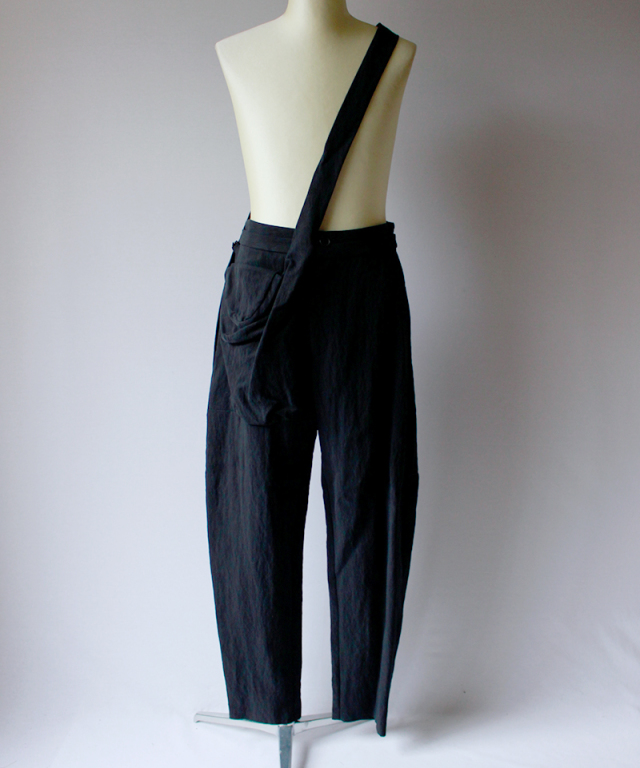 Chalayan SIDE POCKET TROUSER black
