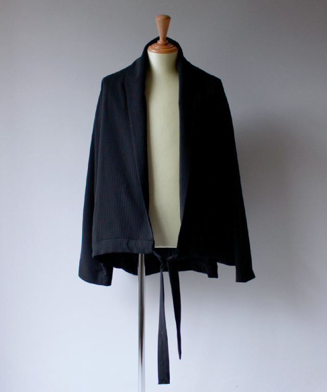 Chalayan BACK LIFT JACKET black