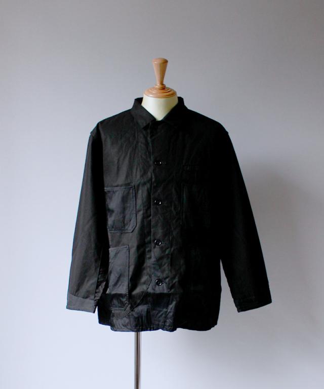BRU NA BOINNE ピンケットジャケット black