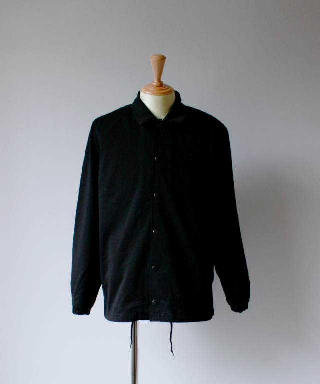 CURLY DELIGHT COACH JACKET black