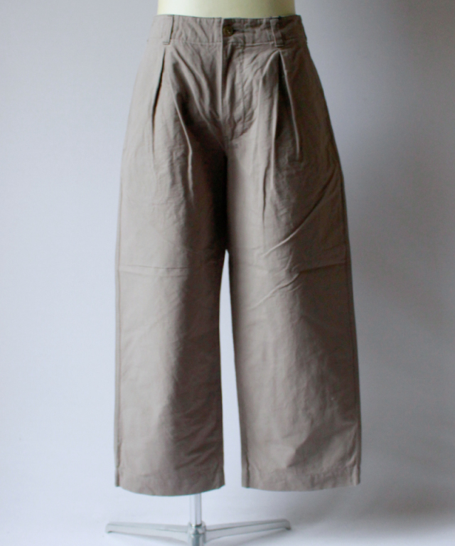 KUON 1901P01 PANTS B