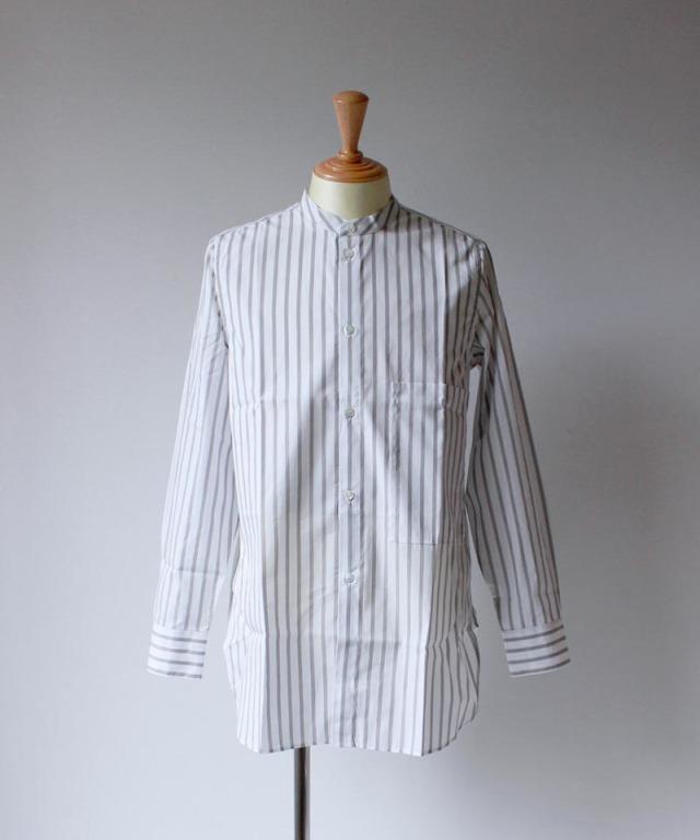 STUDIO NICHOLSON CORTINA khaki stripe