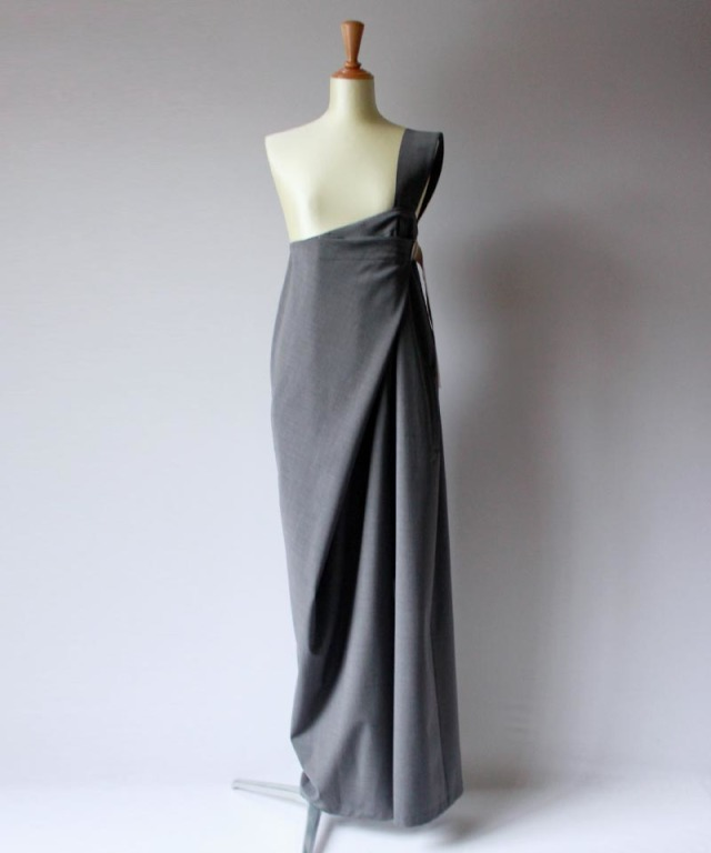 Uhr SALOPETTE PANTS gray
