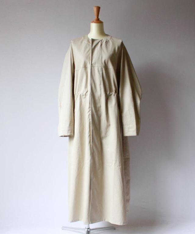 JUN MIKAMI ベンタイルコート beige