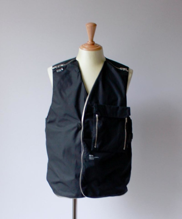 "PORTVEL VEST """"ETA PROOF"""" black"