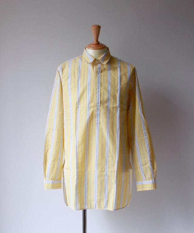 HOPE FAR SHIRT yellow stripe