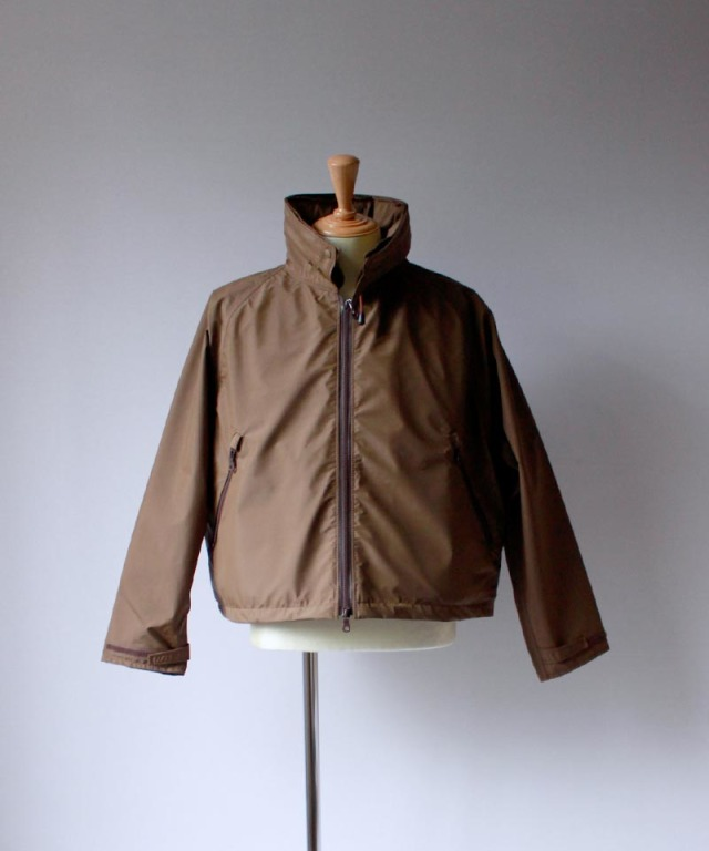PHINGERIN SHED RAIN JACKET brown