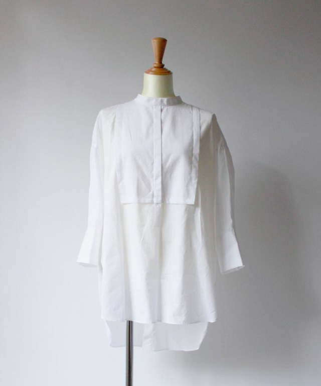 UNUSED SHIRT white