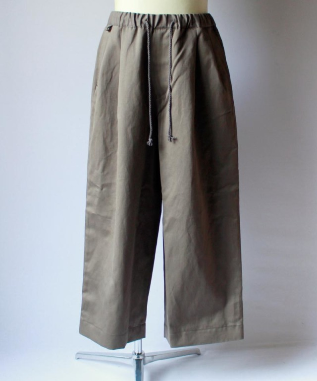 HEALTH EASY PANTS #4 khaki