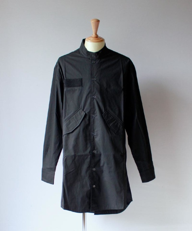 LANDLORD MODS SHIRT black