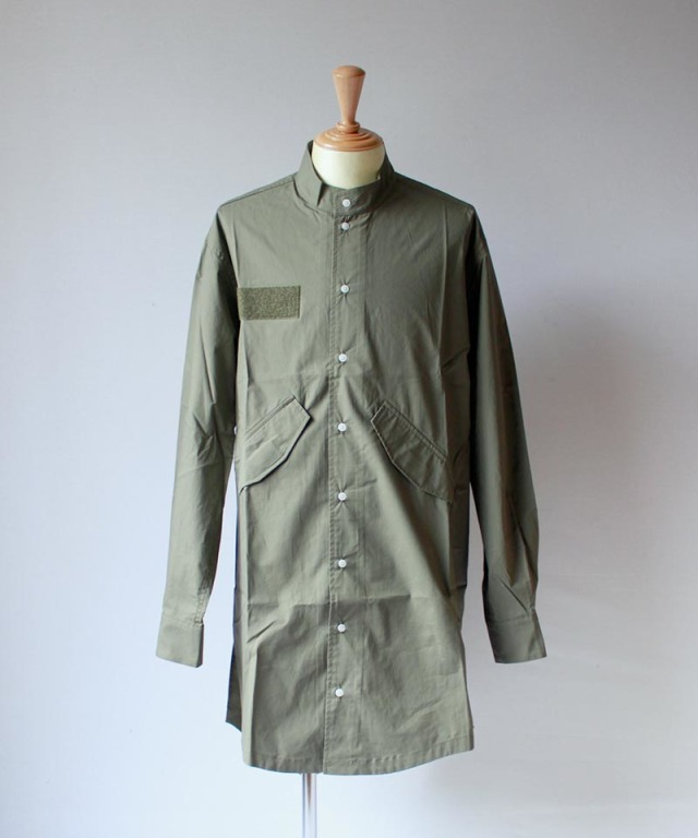 LANDLORD MODS SHIRT green