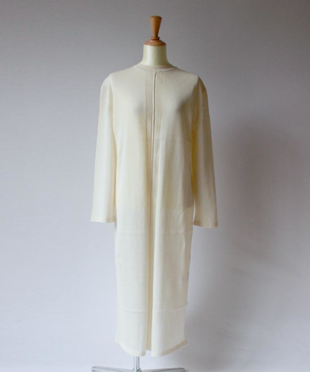 TAN FINE COTTON ONEPIECE ivory