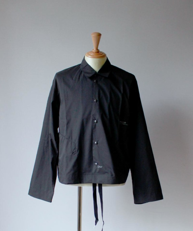 PORTVEL COACH SHIRT black