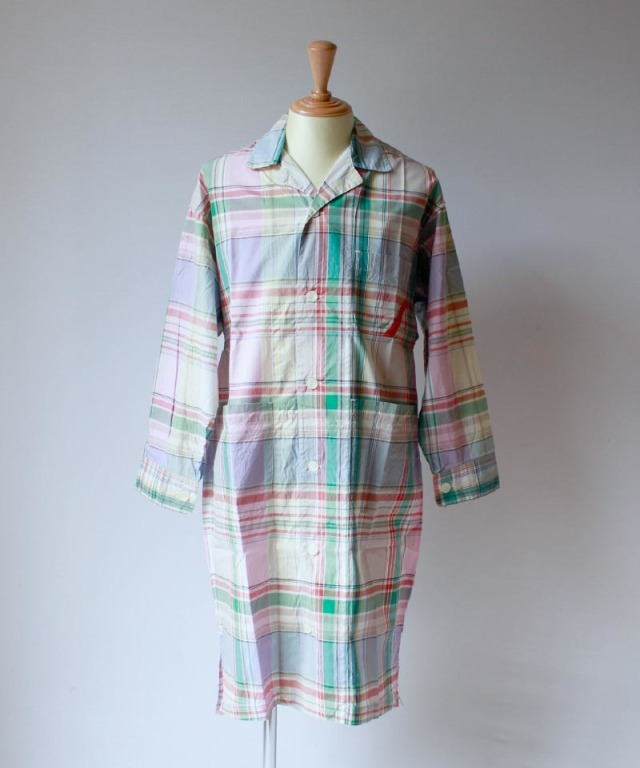 PHINGERIN SLEEPER PLAID sax large check