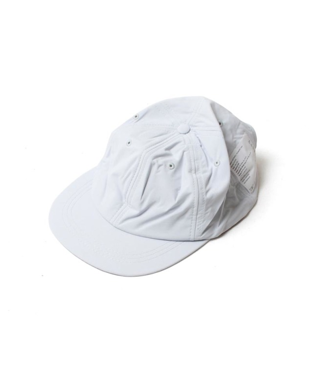 SATISFY SOFT SHELL RUNNING CAP glacier