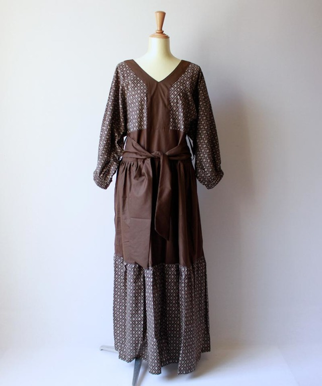mmooii ONEPIECE brown