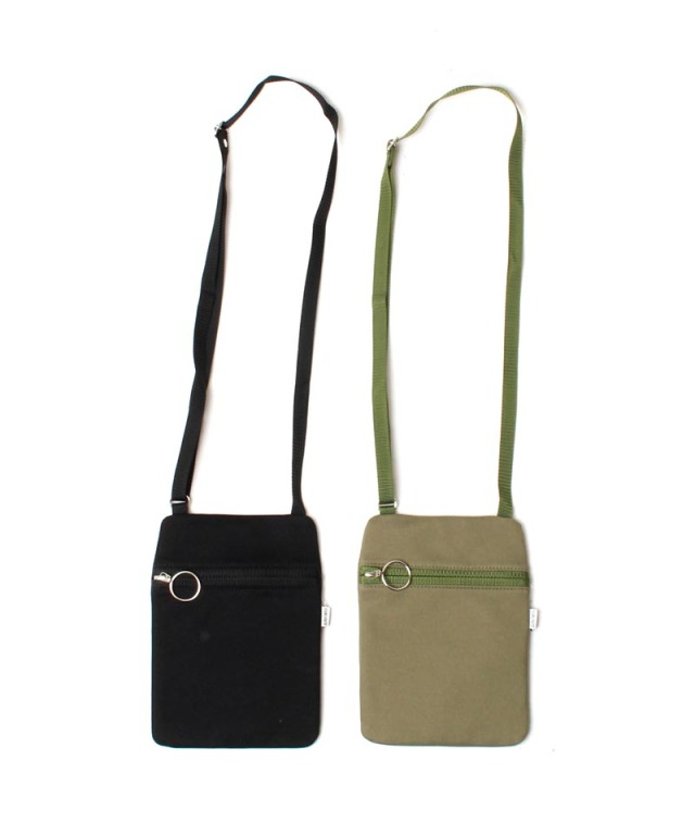 CURLY NOMADIC MINI SHOULDER olive