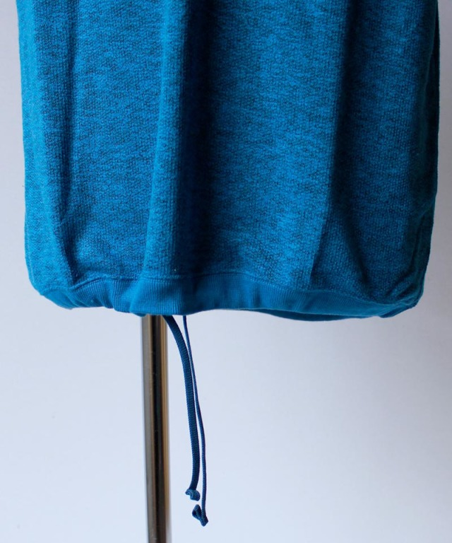 CURLY BRACE DS SWEAT blue