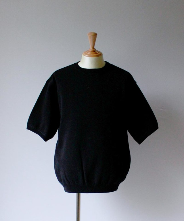 crepuscule S/S KNIT black