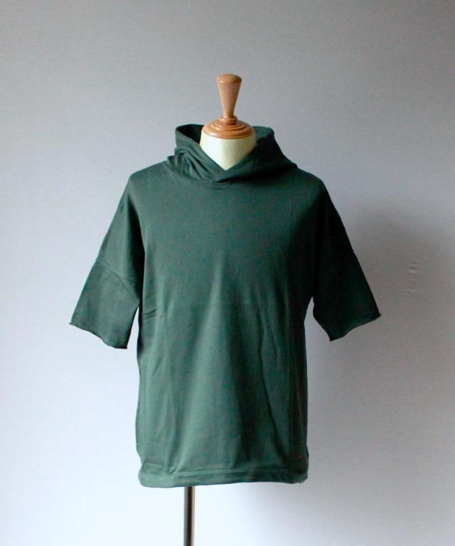 CURLY CLOUDY HS PARKA green