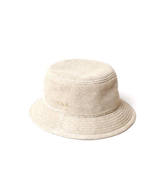 LAUGH&BE CORE LOGO HAT beige