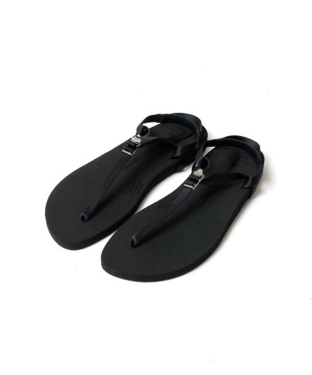 BEAUTIFUL SHOES BAREFOOT SANDALS(THICK SOLE) black