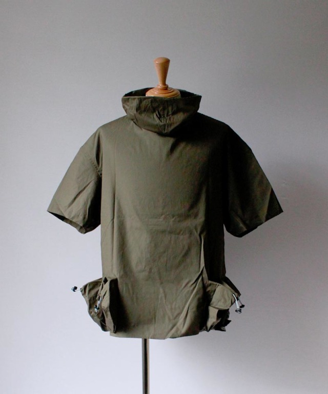 PHINGERIN PAINT SHIRT olive