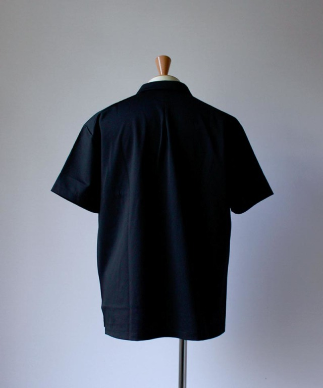 CURLY PROSPECT SS SHIRTS black
