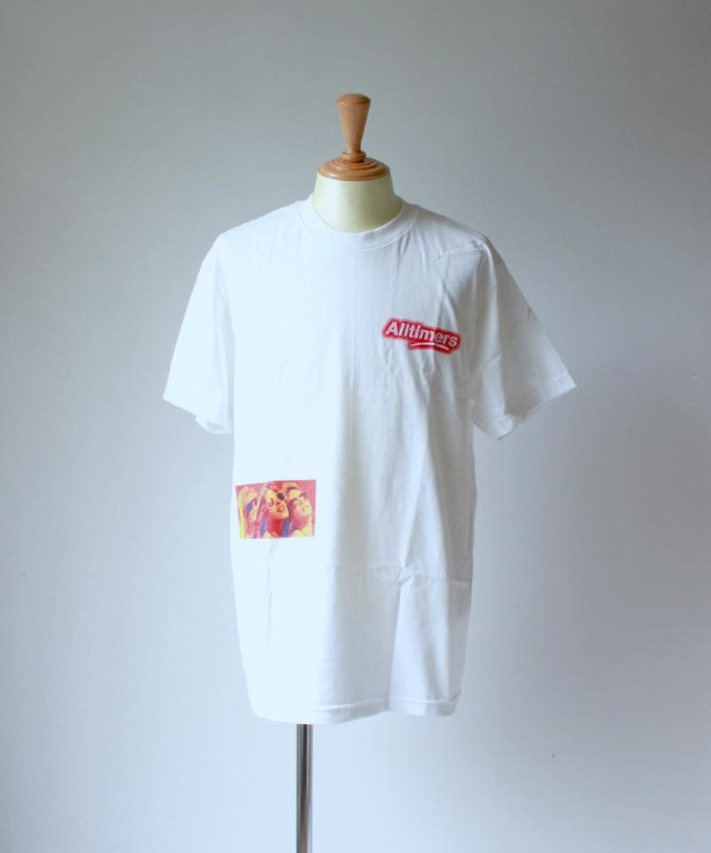 Alltimers SHADES TEE white