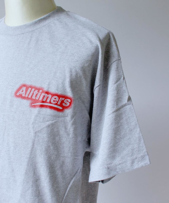Alltimers SHADES TEE heather
