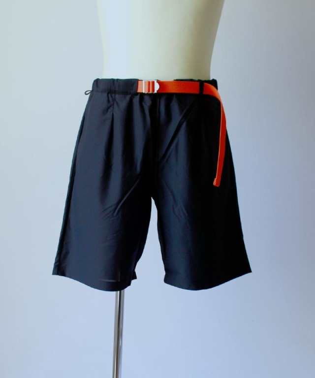 CURLY BRIGHT EZ WIDE SHORTS black