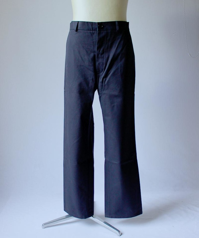 Pesonal Effects Cotton Twill Workaday Trousers navy
