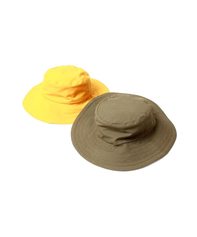 Pesonal Effects Cotton Sahara Reversible Sun Hat yellow