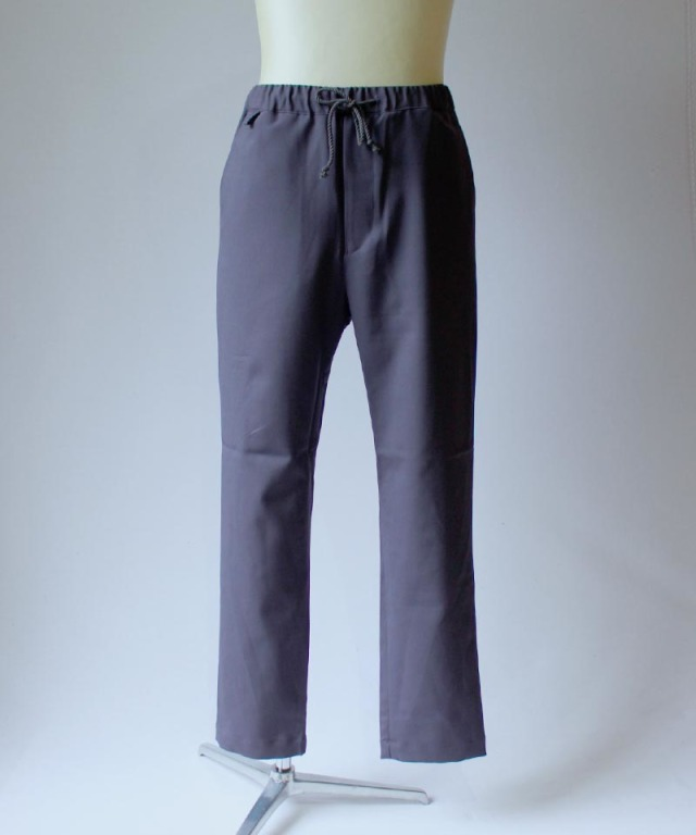 HEALTH EASY PANTS #1 PURPLE GRAY
