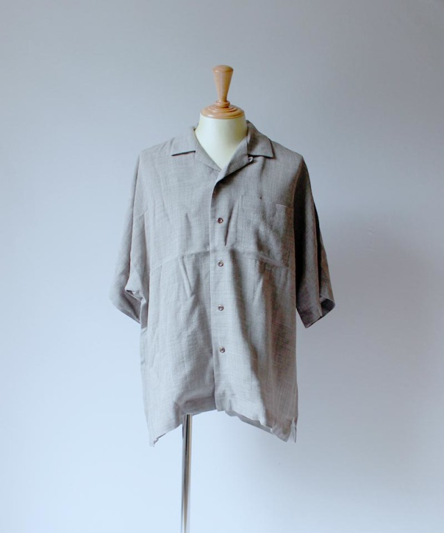 HEALTH DOLMAN SLEEVE SHIRTS #2 brown