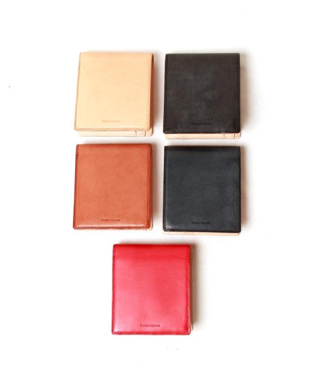 Hender Scheme half folded wallet