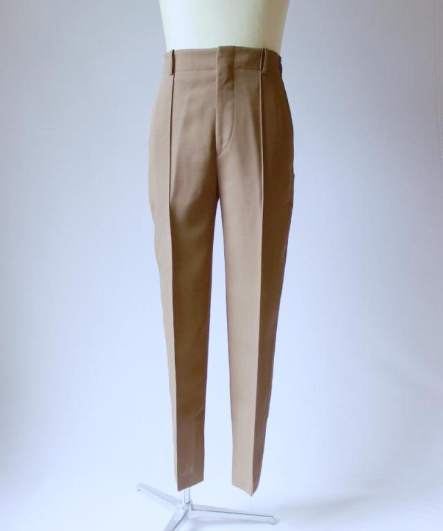 beautiful people viscose gabardine line slim pants