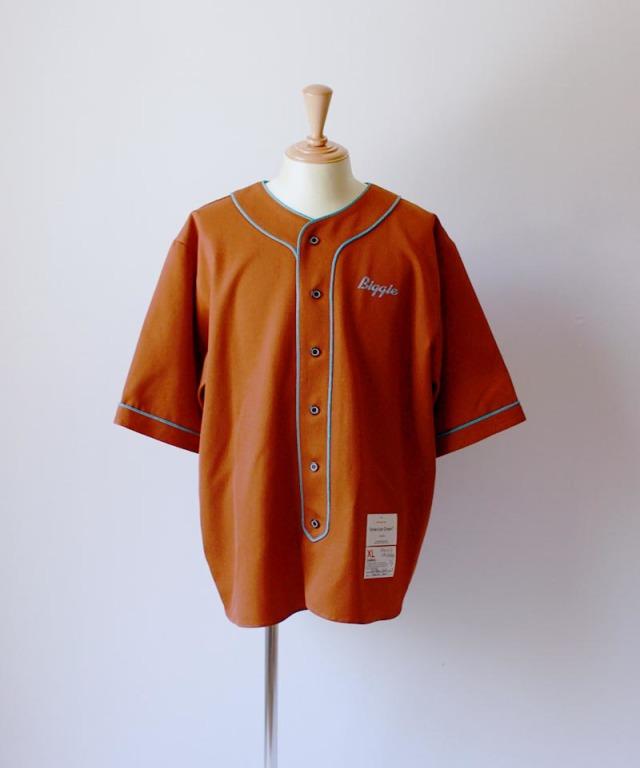DAIRIKU BIGGLEXL BASEBALL SHIRTS orange