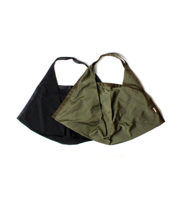 Hender Scheme origami bag big black