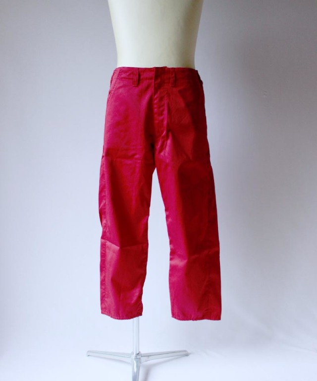 bukht NEW BIG PANTS KATSUBSGI FAB DULL RED