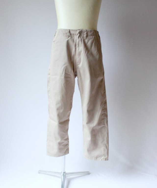 bukht NEW BIG PANTS KATSUBSGI FAB BEIGE
