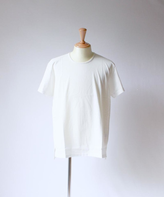 CURLY CCR SS CN TEE WHITE - Mens