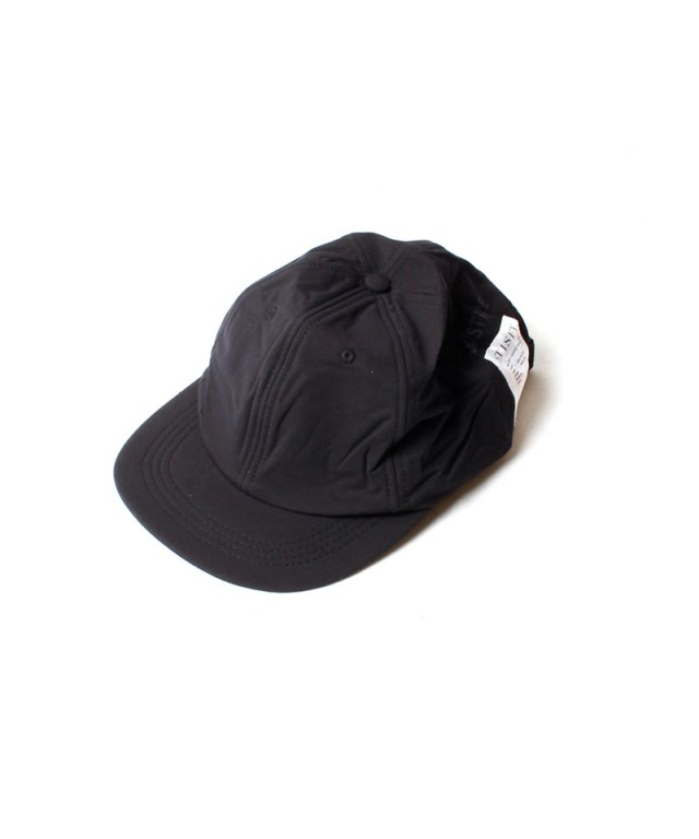 SATISFY JUSTICE MERINO RUN CAP BLACK