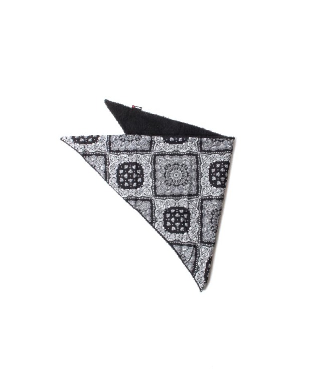 SATISFY POLARTEC ALPHA BANDANA BLACK