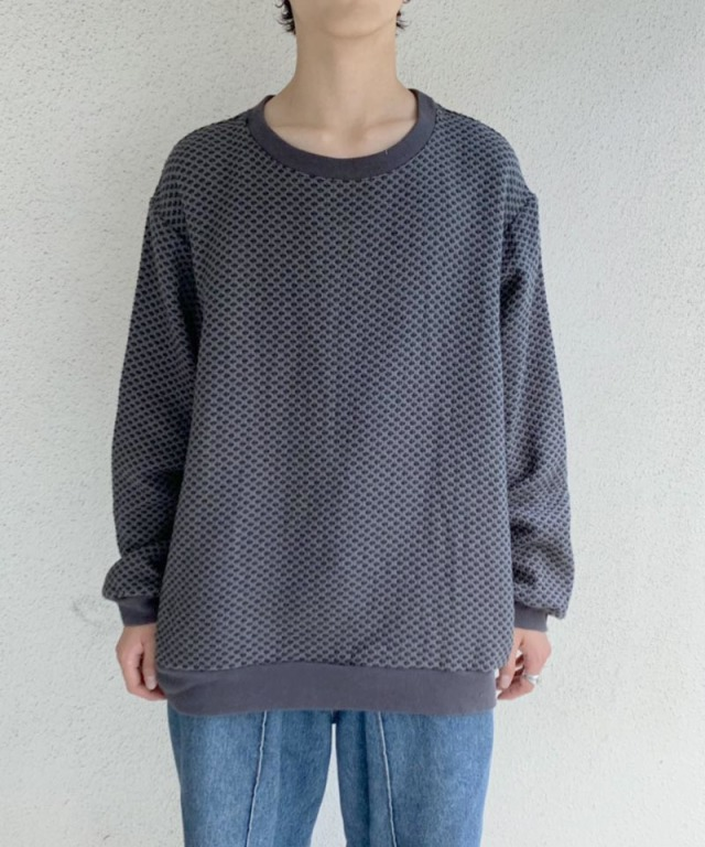 KUON PULL OVER SHIRTS GREY