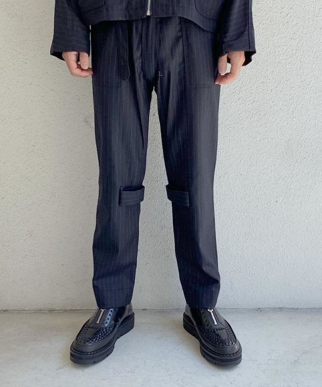 PHINGERIN BONTAGE PANTS WOOL