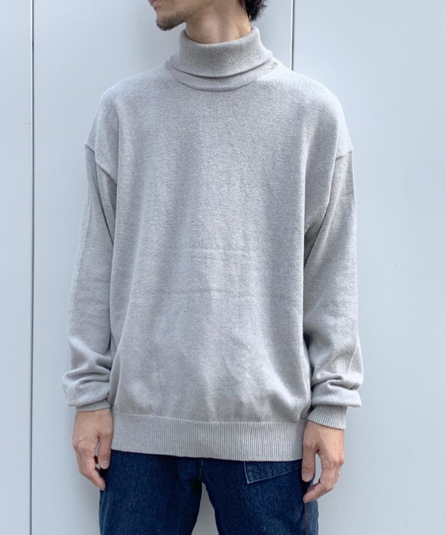 crepuscule turtle-neck Gray