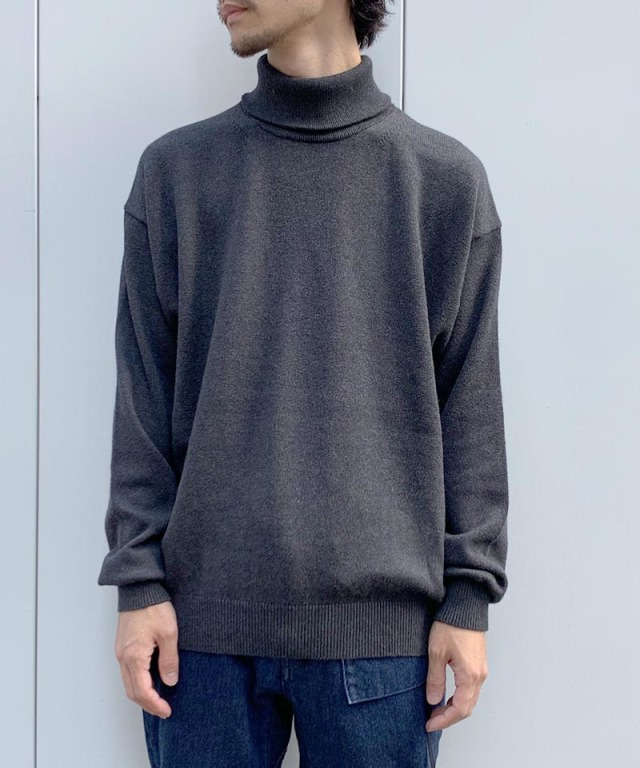 crepuscule turtle-neck C.Gray