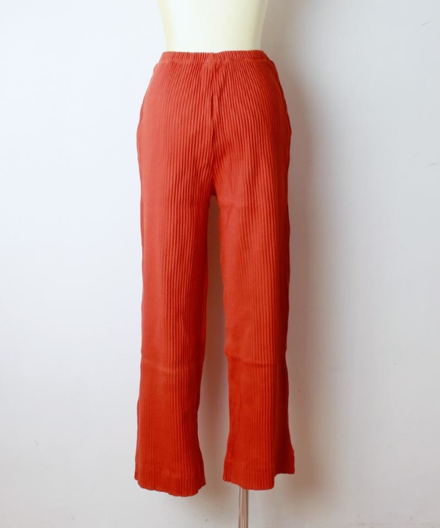 BASERANGE GITA PANTS OPIA ORANGE