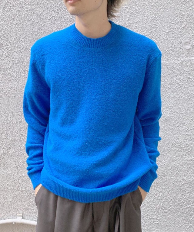 Christian Wijnants KONRAD KNIT ELECTRIC BLUE